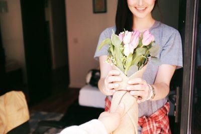 เซอร์ไพรส์วันเกิด ด้วยช่อดอกไม้สิคะ