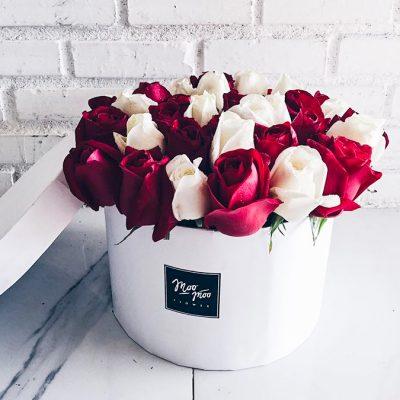 กล่องดอกไม้ให้แฟน