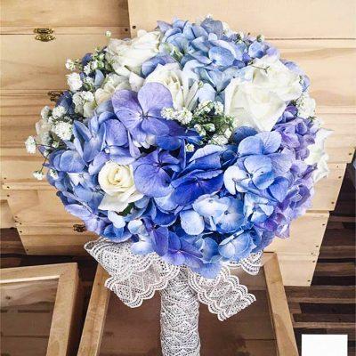 ช่อดอกไฮเดรนเยีย สวยหรู โรแมนติก โดนใจผู้รับแน่นอน!